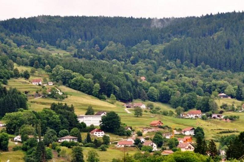 Location de vacances - Hôtel - Auberge à Ramonchamp