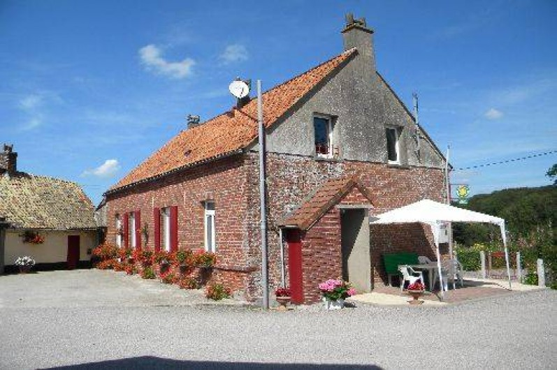 Location de vacances - Gîte à Henneveux