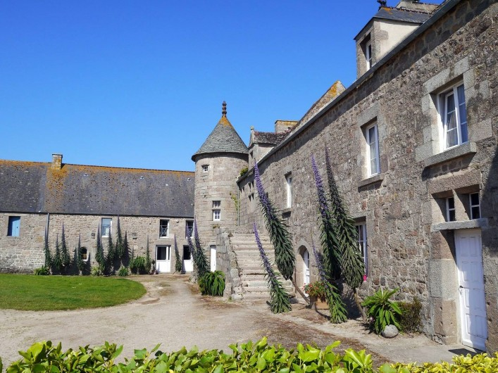 Location de vacances - Gîte à Reville - Le Manoir du Houguet