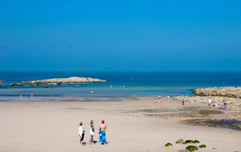 Location de vacances - Gîte à Reville - La plage à 800m