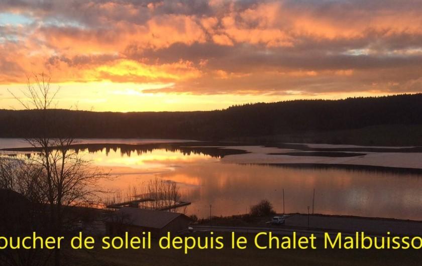 Location de vacances - Chalet à Malbuisson