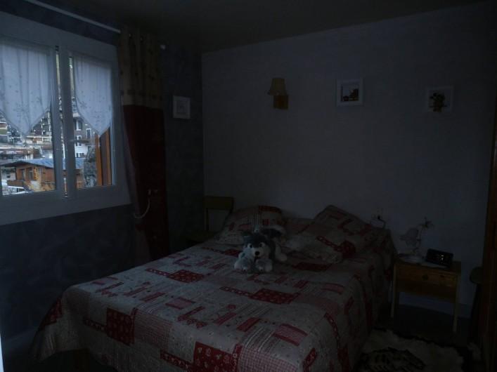 Location de vacances - Appartement à La Clusaz - chambre 1