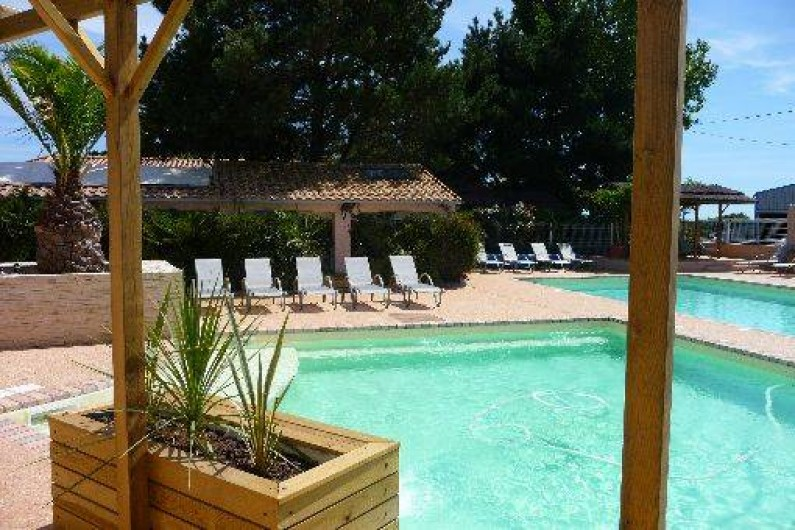 Location de vacances - Camping à La Bernerie-en-Retz