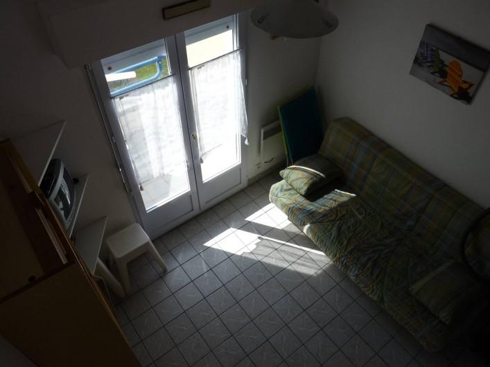 Location de vacances - Appartement à Le Château-d'Olonne - Séjour