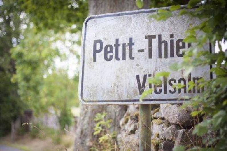 Location de vacances - Gîte à Petit-Thier