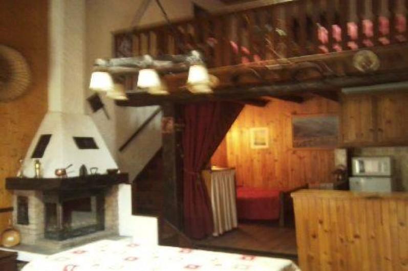 Location de vacances - Studio à Pralognan-la-Vanoise