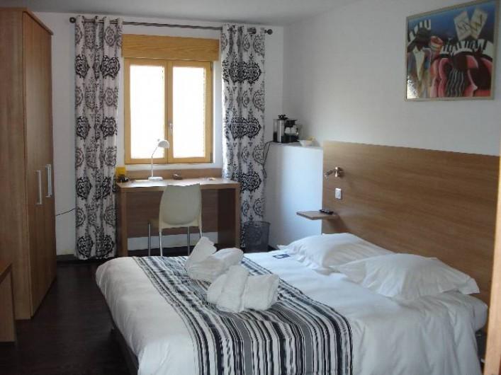Location de vacances - Hôtel - Auberge à Mairieux - chambre classique