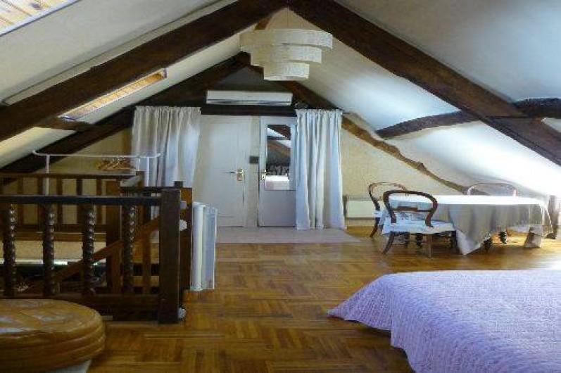 Location de vacances - Gîte à Parisot
