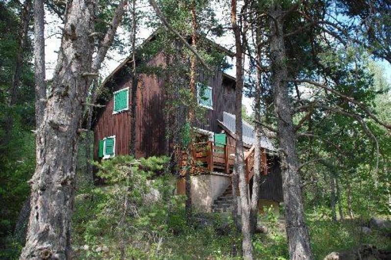 Location de vacances - Chalet à Beauvezer