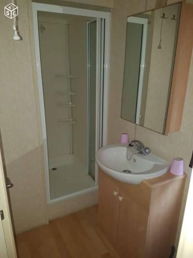 Location de vacances - Bungalow - Mobilhome à Quend Plage - Mobil home  4/6 pers