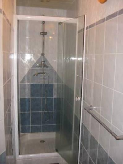 Location de vacances - Chalet à Hauteluce - Salle de bains, douche
