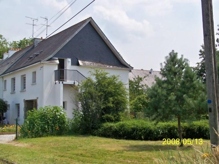 Location de vacances - Appartement à Vannes - Accès à l'appartement