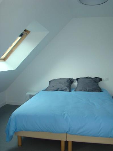 Location de vacances - Appartement à Vannes - Chambre 'Ouest'