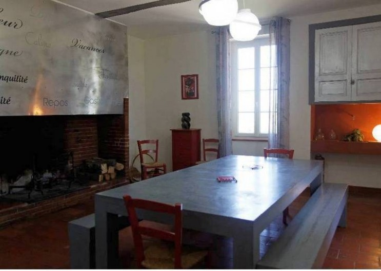 Location de vacances - Gîte à Saint-Jean-le-Comtal