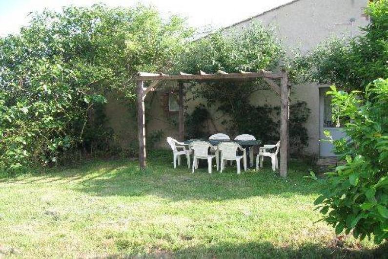 Location de vacances - Gîte à Aizenay