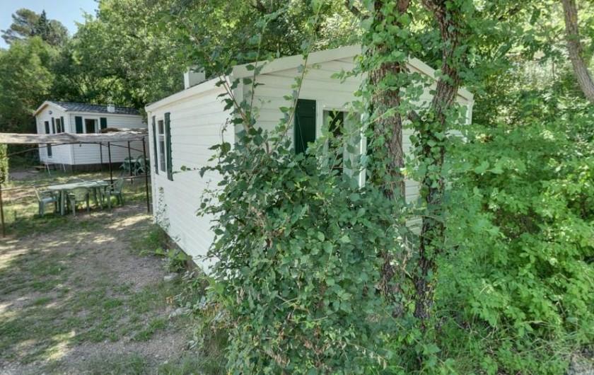 Location de vacances - Camping à Esparron-de-Verdon