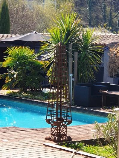 Location de vacances - Chambre d'hôtes à La Tour-d'Aigues