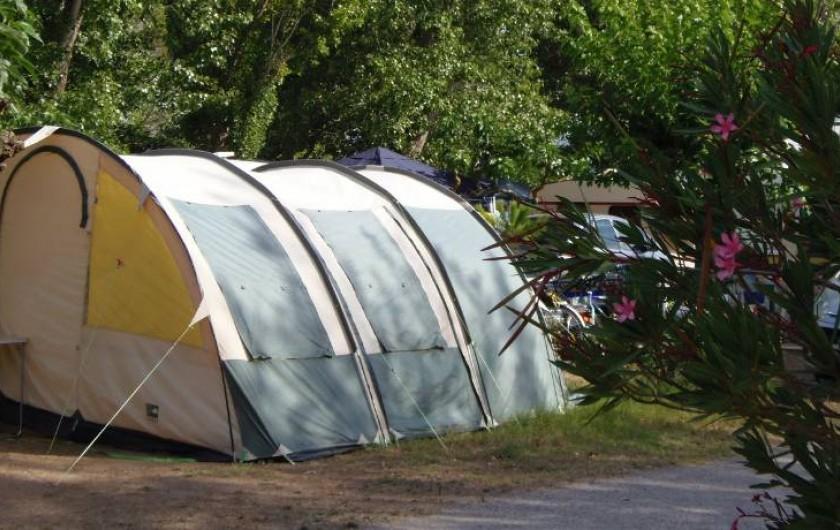 Location de vacances - Camping à Le Grau d'Agde