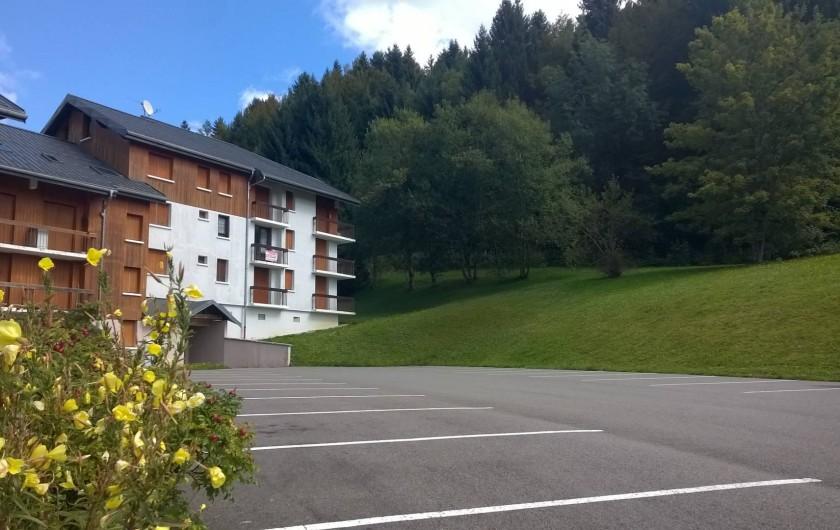 Location de vacances - Appartement à Lélex