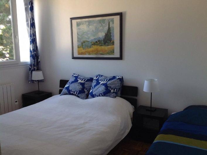 Location de vacances - Appartement à Cassis - Chambre 1