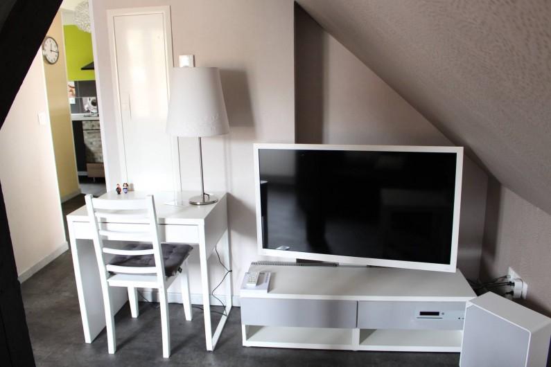 Location de vacances - Appartement à Niederbronn-les-Bains - Séjour
