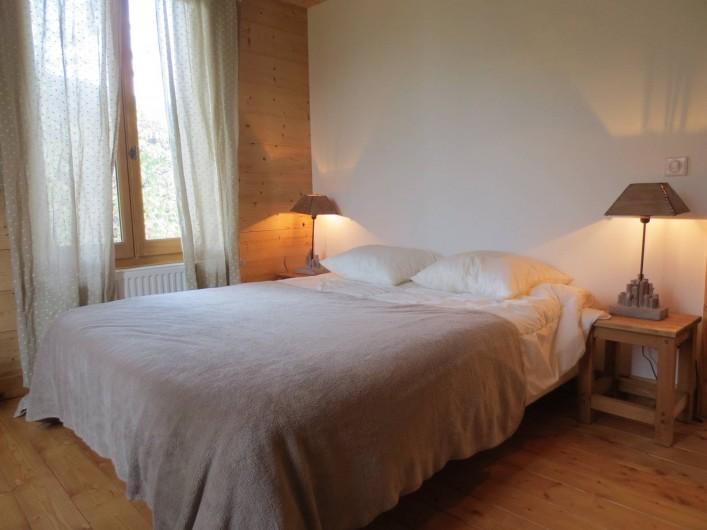 Location de vacances - Chalet à Morzine - Appartement 8 pers. Chambre N°1