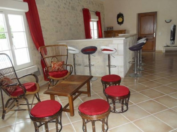 Location de vacances - Maison - Villa à Saint-Méard-de-Gurçon