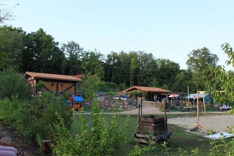 Location de vacances - Camping à Exideuil