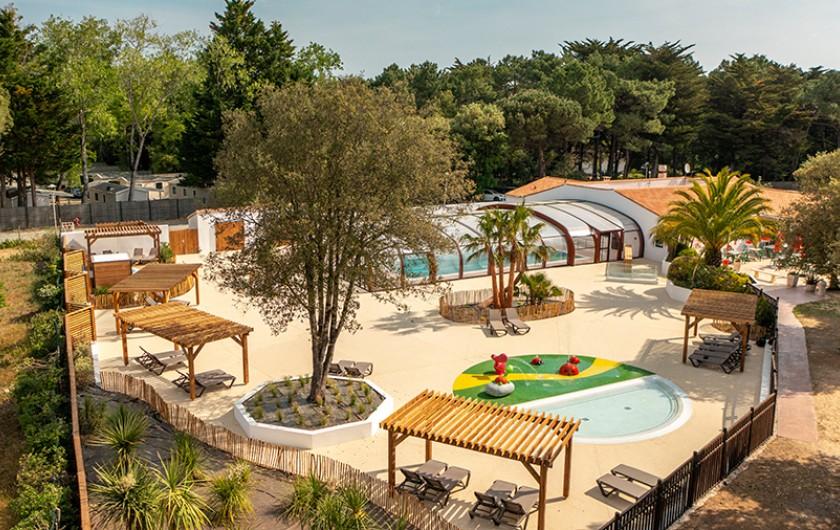 Location de vacances - Bungalow - Mobilhome à La Flotte
