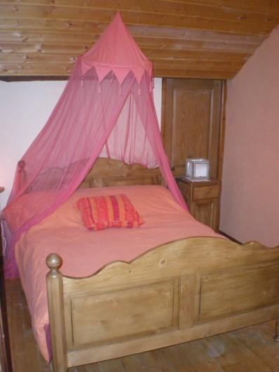 Location de vacances - Gîte à Sorans-lès-Breurey - Chambre N° 2 de la princesse
