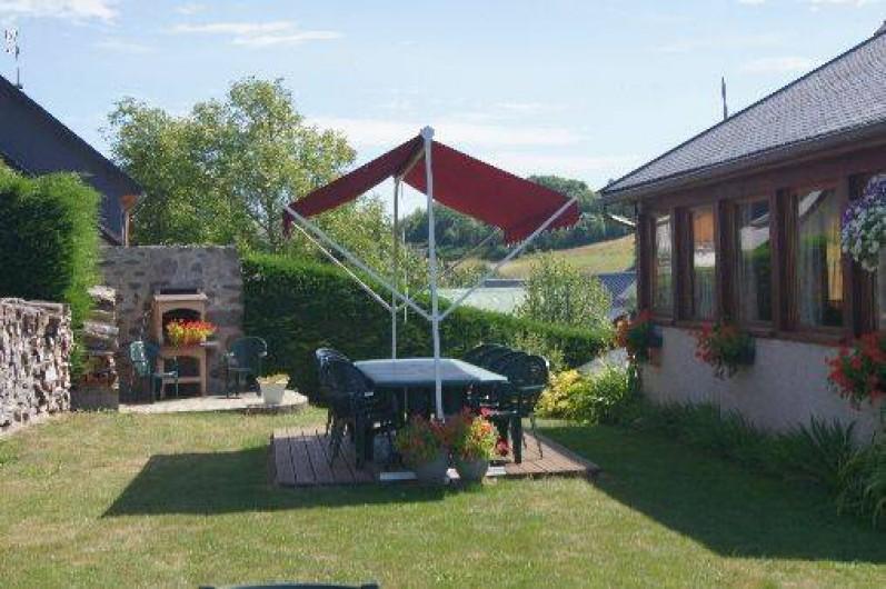 Location de vacances - Gîte à Saint-Victor-la-Rivière