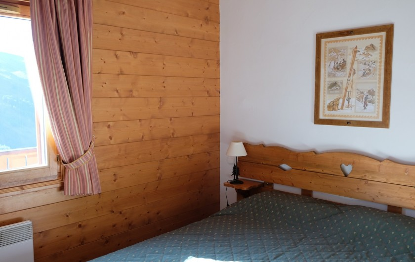 Location de vacances - Appartement à Les Belleville