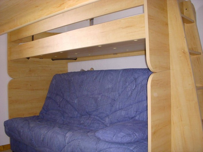 Location de vacances - Appartement à Chinaillon - Suite chambre n°2