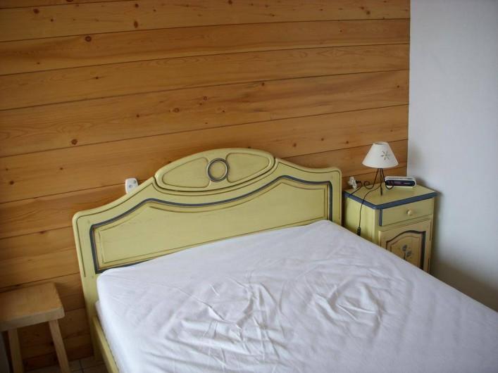 Location de vacances - Appartement à Chinaillon - Chambre