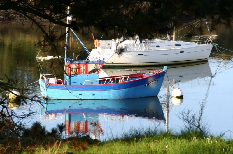 Location de vacances - Gîte à Lanildut - Lanildut  Petit coin paisible au bord de mer