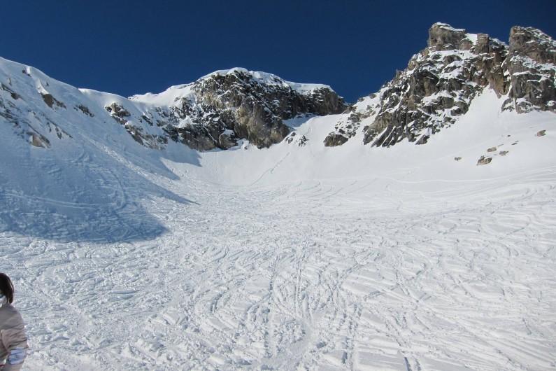 Location de vacances - Appartement à Tignes - Tignes LA station du ski hors pistes!