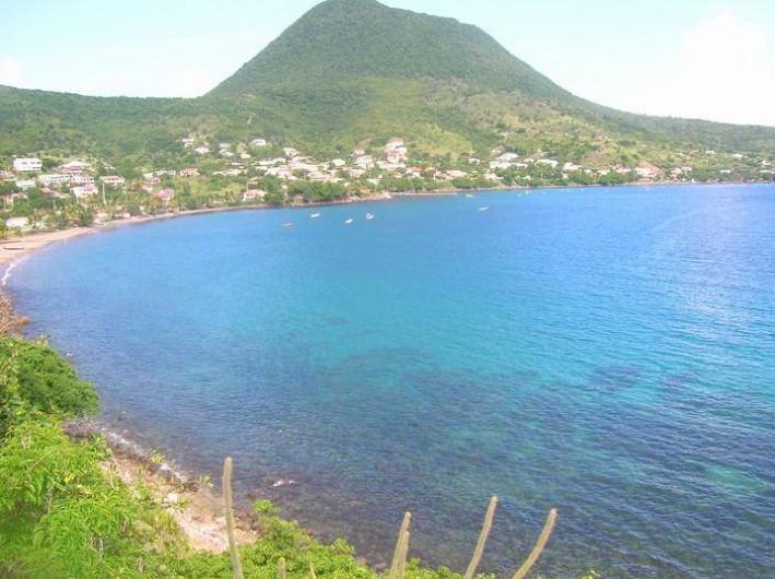 Location de vacances - Villa à Les Anses-d'Arlet - Baie de PETITE ANSE