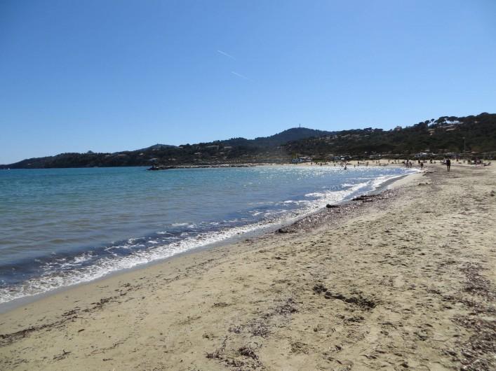 Location de vacances - Studio à La Favière - la plage a 200m