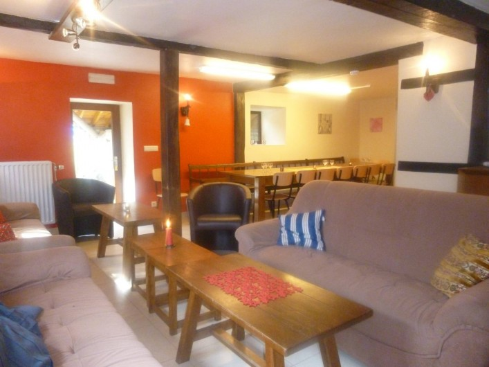 Location de vacances - Gîte à Stavelot - salon