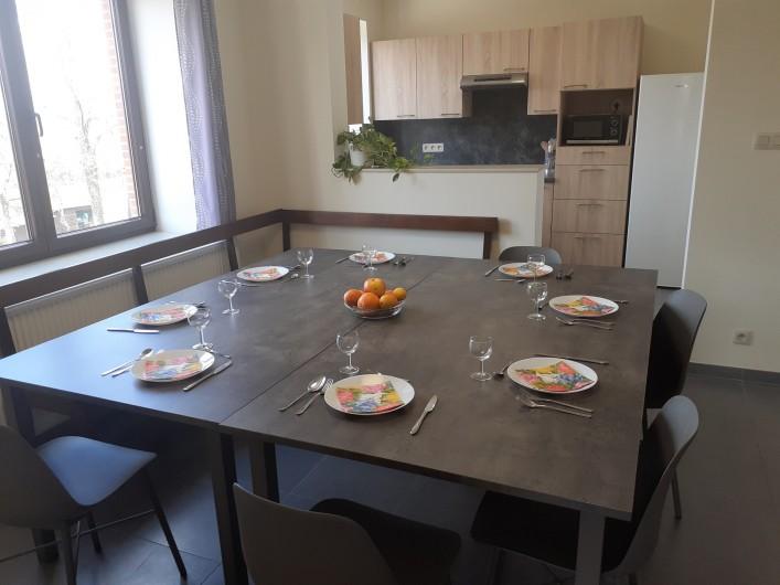 Location de vacances - Gîte à Stavelot - Jacuzzi