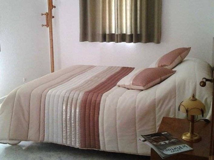 Location de vacances - Appartement à Armação de Pêra - Chambre 1 - lit double