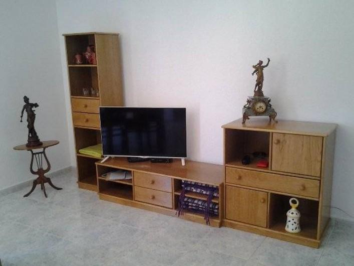 Location de vacances - Appartement à Armação de Pêra - TV