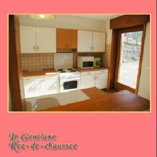Location de vacances - Appartement à Bourg-Saint-Maurice