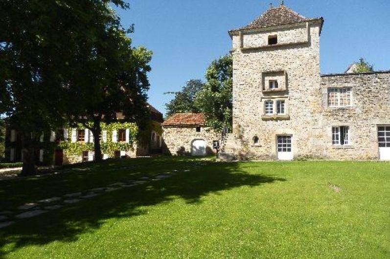 Location de vacances - Gîte à Calvignac