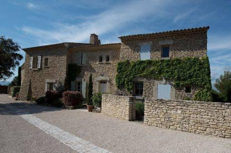 Location de vacances - Maison - Villa à Gordes