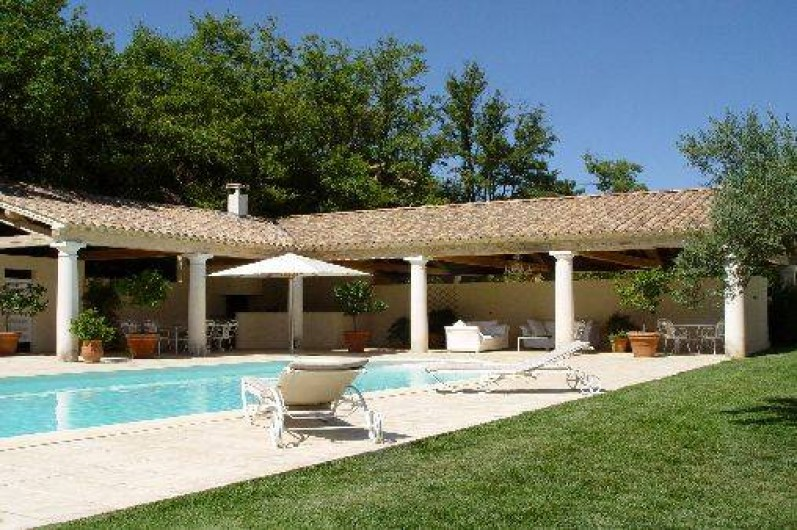 Location de vacances - Villa à Martignargues