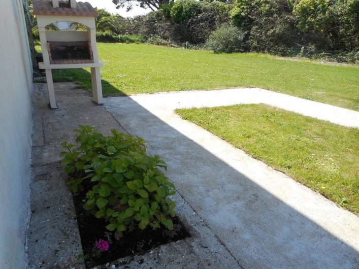 Location de vacances - Maison - Villa à Carantec - JARDIN