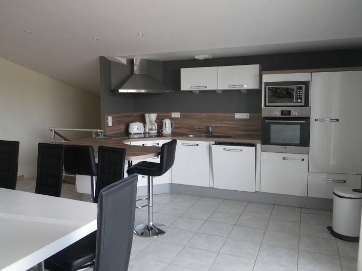 Location de vacances - Maison - Villa à Carantec - CUISINE
