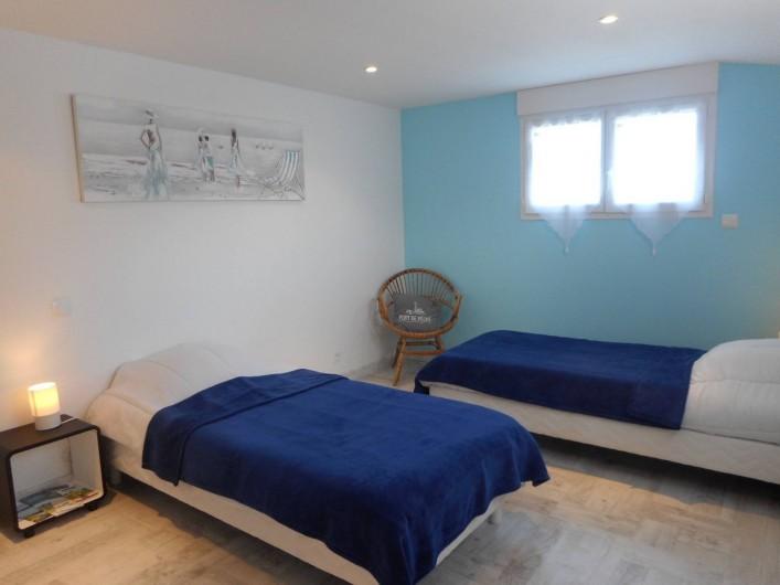 Location de vacances - Maison - Villa à Carantec - CHAMBRE 3
