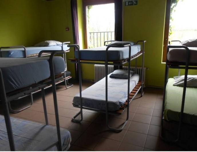 Location de vacances - Gîte à Dinant - Le petit dortoir de 8 places